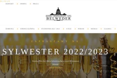 Restauracja Belweder - Gastronomia Białystok