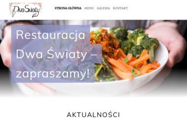 Restauracja Dwa 艢wiaty. Restauracja, dwa 艣wiaty - Gastronomia Kozy