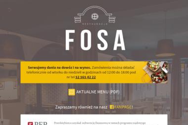 Bistro-Restauracja Fosa - Catering świąteczny Chojnice