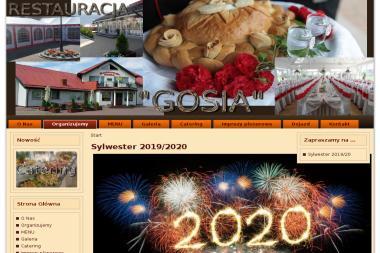 Restauracja Gosia. Małgorzata Frankowska - Catering Kielno