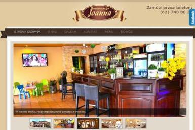 Restauracja Joanna. Marcin Raczkiewicz - Catering świąteczny Jaraczewo
