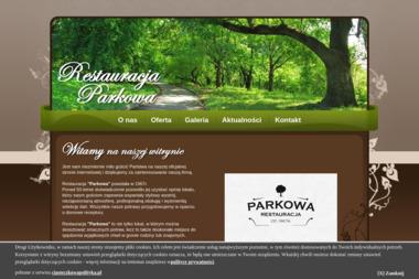 Restauracja Parkowa - Gastronomia Brzeziny