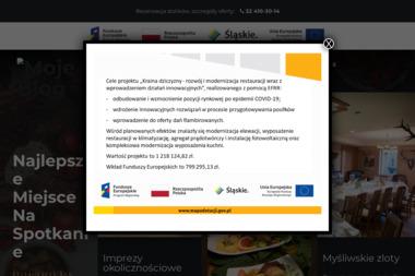 Restauracja Pod Kasztanami - Sklep Gastronomiczny Rudy