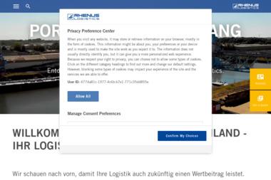Rhenus Port Logistics Sp z o.o. Oddział Gliwice biuro Ostrowiec Świetokrzyski - Transport Ostrowiec Świętokrzyski