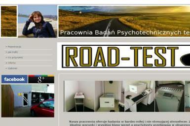 Road-Test - Psycholog Bolszewo