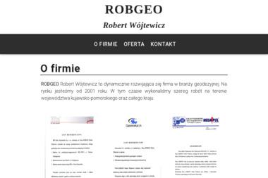 Robgeo - Usługi Geodezyjne Solec Kujawski