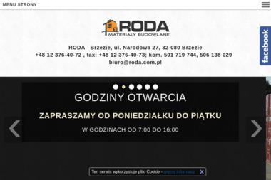 Roda Sp. z o.o. - Hurtownia odzieży Środa Wielkopolska