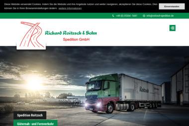 Roitzsch Logistic Sp. z o.o. Firma transportowa - Transport ciężarowy krajowy Opole