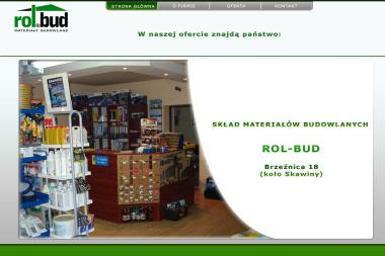 Rol-Bud - Hurtownia Materiałów Budowlanych Brzeźnica