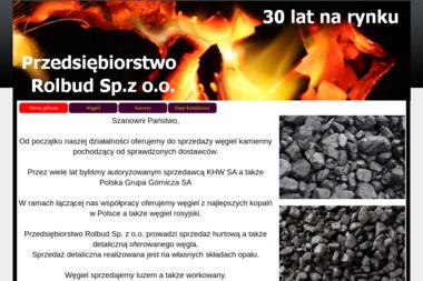 Przedsiębiorstwo Rolbud Sp. z o.o. - Skład węgla Międzyrzec Podlaski