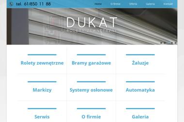 PPHU DUKAT - Drzwi Garażowe Poznań