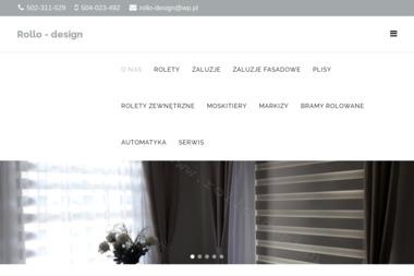 Rollo Design Marcin Wasiak (Wspólnik Spółki Cywlinej) - Usługi Malarskie Jeziernik