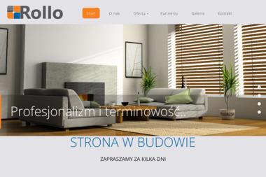 Grzegorz Grobarek Firma Rollo - Okna z PCV Krasiejów