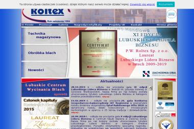 Przedsiębiorstwo Wielobranżowe Roltex Sp. z o.o. - Spawalnictwo Brzezie Koło Sulechowa