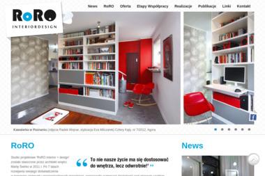 Studio Projektowe RoRO interior + design - Architekt Wnętrz Białogard