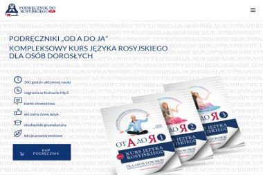 Centrum Języka Rosyjskiego Rosjanka - Kurs rosyjskiego Łódź