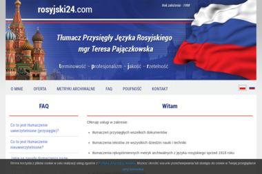 Tłumacz przysiegły języka rosyjskiego - Kurs rosyjskiego Toruń