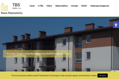 Rawskie Towarzystwo Budownictwa Społecznego Sp. z o.o. - Budowa domów Rawa Mazowiecka