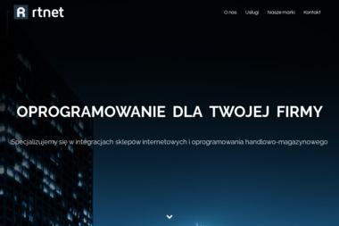 RTNET Tomasz Rakowski - Projektowanie Stron WWW Lusówko