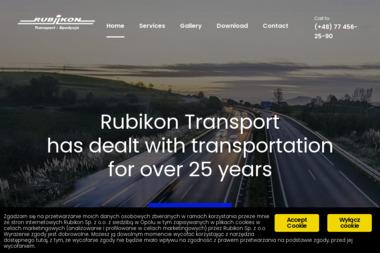 Rubikon Transport Spedycja Sp. z o.o. - Transport ciężarowy krajowy Opole