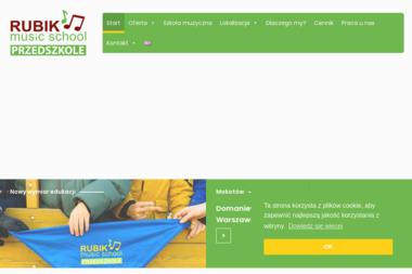Rubik School Sp. z o.o. - Przedszkole Warszawa