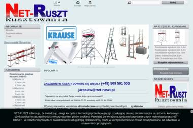 Net-Ruszt Gabriela Paradowska - Prace wysokościowe Krapkowice