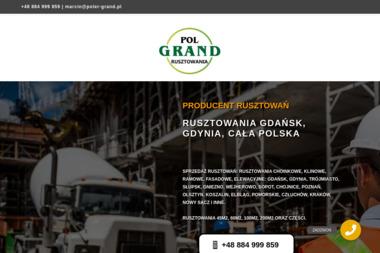 Poler-Grand. Rusztowania - Spawacz Gdynia