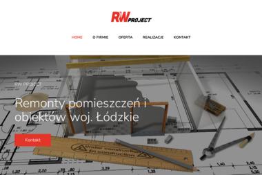 Rw Project - Hydraulik Aleksandrów Łódzki