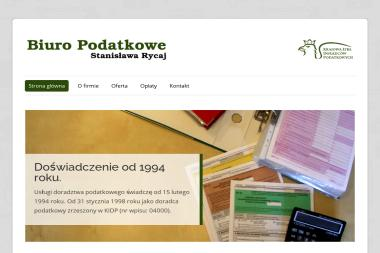 Biuro Podatkowe Stanisława Rycaj - Finanse Zamość