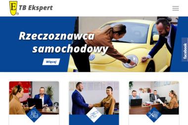 TB EKSPERT - Ubezpieczenie samochodu Białystok
