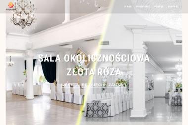 Sala Okolicznościowa Złota Róża - Catering dla firm Gdańsk