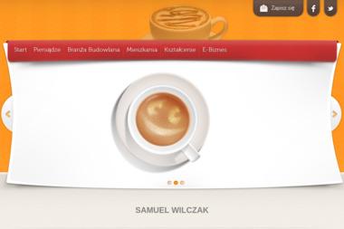 Zakład Poligraficzny Sam-Wil. Drukarnia, poligrafia, etykiety - Ekskluzywne Wizytówki Masłów