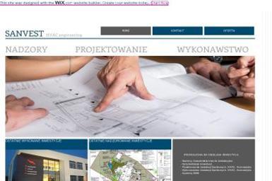 Sanvest. Budowa - Geodeta Otrębusy