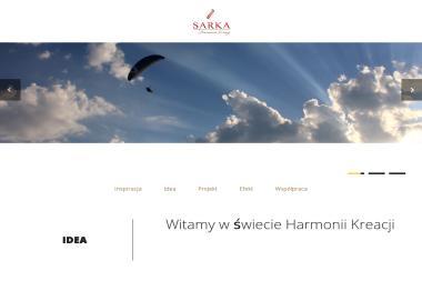 Sarka.pl Projekty Internetowe - Strona Internetowa Nowy Targ
