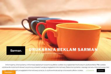Sarman - Drukarnia Łódź