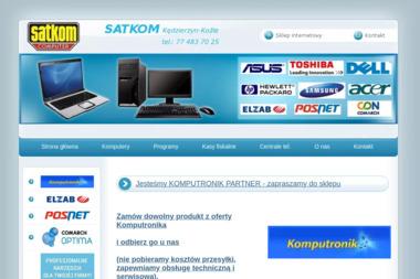 Satkom Polak Polka Sp.J. - Serwis Komputerowy Kędzierzyn-Koźle