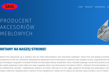 Saul Ślusarstwo Produkcyjne Andrzej Sobala, Leszek Urbaniak - Ślusarz Gorzyce Wielkie