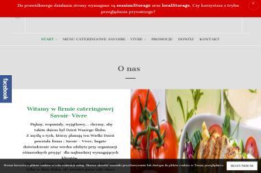 Savoire-Vivre Usługi Gastronomiczno-Cateringowe - Catering świąteczny Przyszowa