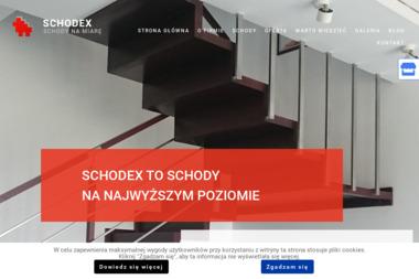 Firma Schodex Alfred Nowak - Okna PCV Chorzów