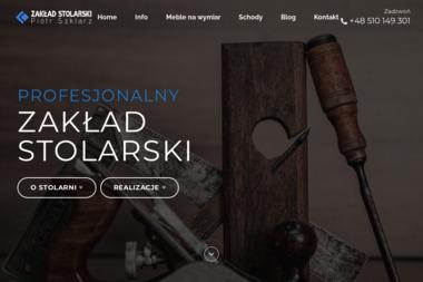 Zakład Stolarski Piotr Szklarz - Schody Stalowe Legnica