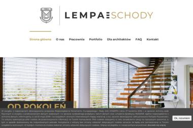 Schody Lempa Sp. z o.o. - Schody Wewnętrzne Drewniane Dzielna