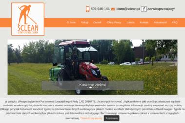 Sclean Serwis Sprzątający. Usługi porządkowe - Elewacje Sosnowiec