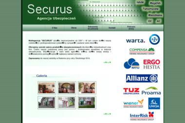 Agencja Ubezpieczeń Securus - Ubezpieczenia na życie Radom
