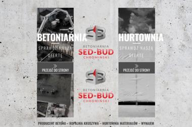 Siedleckie Centrum Budownictwa Sed-Bud S.A. - Posadzki betonowe Siedlce