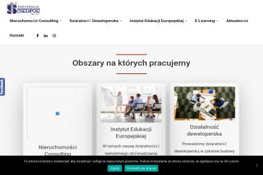 Korporacja Sedpol Sp. z o.o. - Murowanie ścian Siedlce