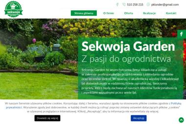Sekwoja Garden Kompleksowe Usługi Ogrodnicze - Ogród Zimowy na Tarasie Tuchola