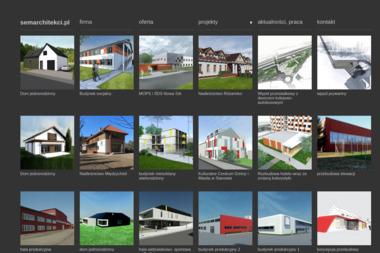 Semarchitekci. Architekt, biura projektowe - Architekt Szczecin