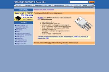 Semiconductors Bank Ltd Sp. z o.o. - Skład węgla Łódź