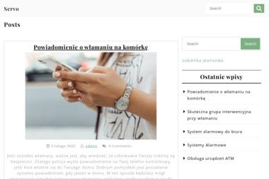 Koncesjonowane Biuro Ochrony Servo Kur i Wspólnicy Sp.J. - Biuro Detektywistyczne Łódź