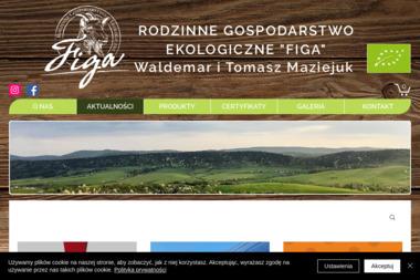 TARNINA. Waldemar i Tomasz Maziejuk - Tartak Mszana